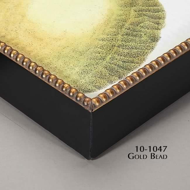 10-1047 Gold Bead