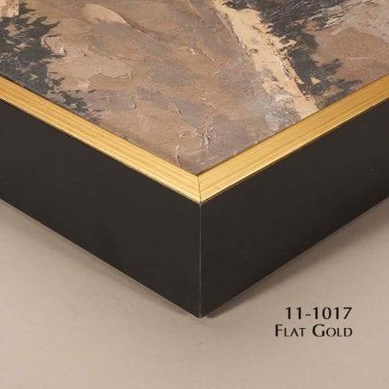 11-1017 Flat Gold