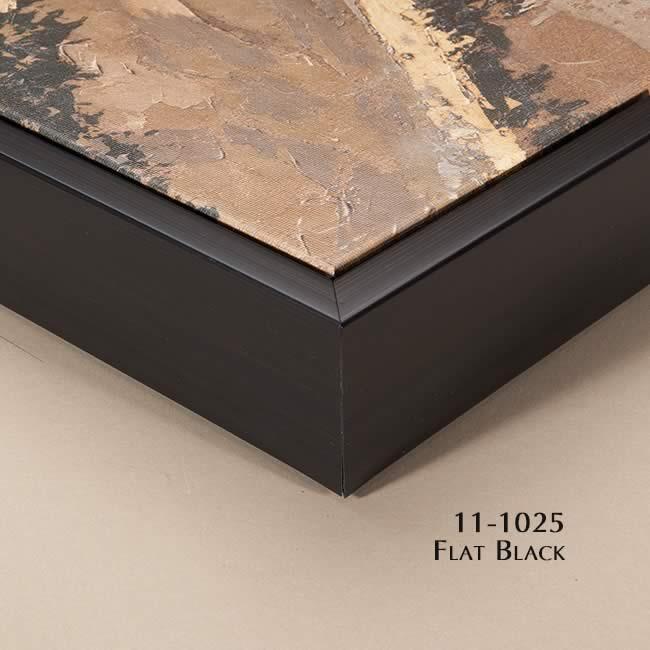11-1025 Flat Black
