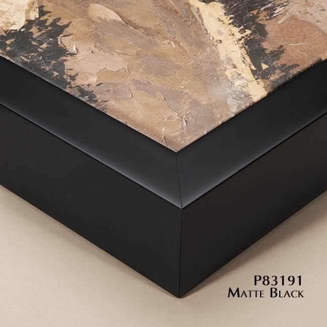 P83191 Matte Black