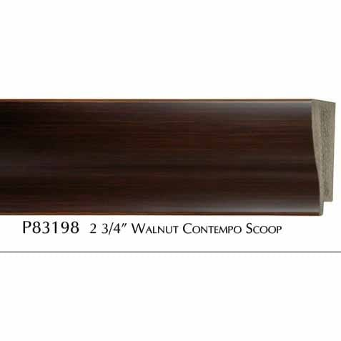 P83198 Walnut Scoop
